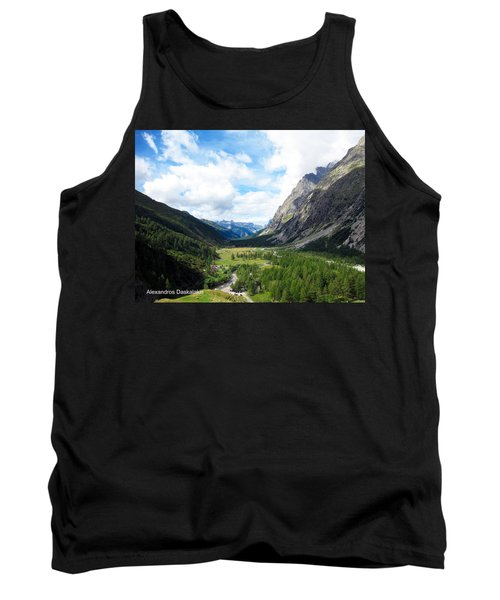 Beautiful Valley Tank Top