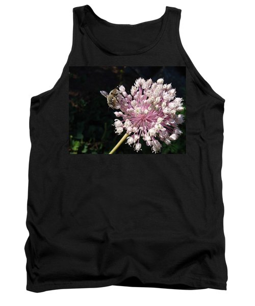 Bee And Allium Tank Top