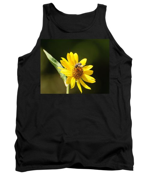 Bee Flower Tank Top