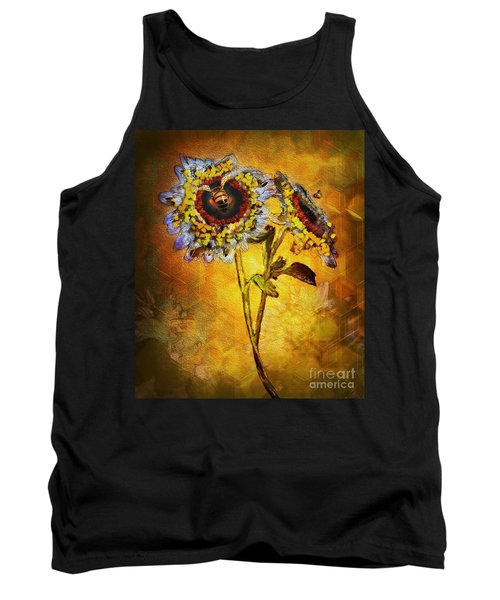 Bees To Honey Tank Top