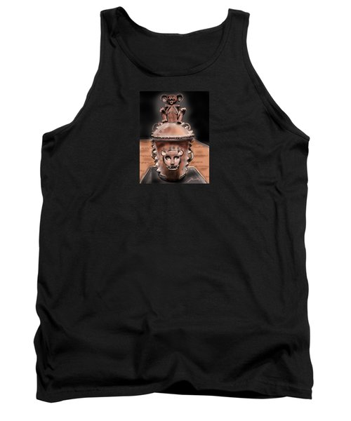 Before Mickey Tank Top