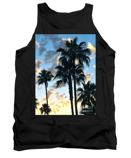 Before The Dusk Tank Top by Gem S Visionary