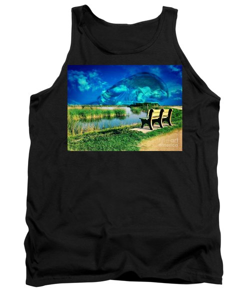 Believe In Your Dreams Tank Top