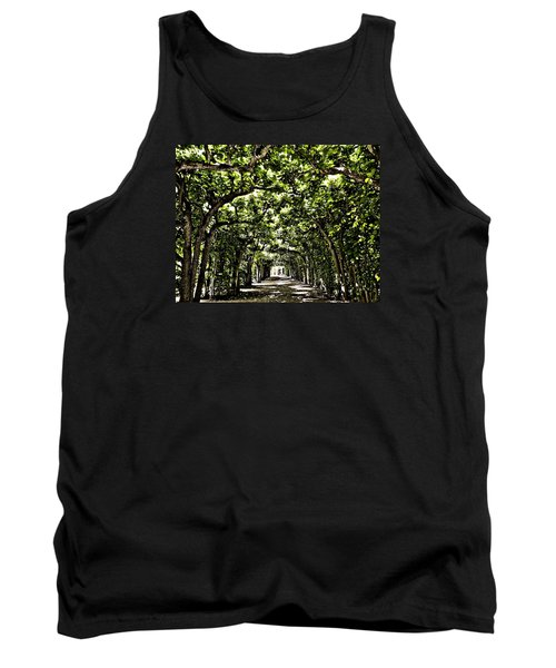 Tank Top featuring the photograph Believes ... by Juergen Weiss