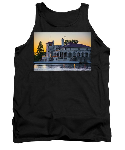 Belle Isle Boat House Tank Top