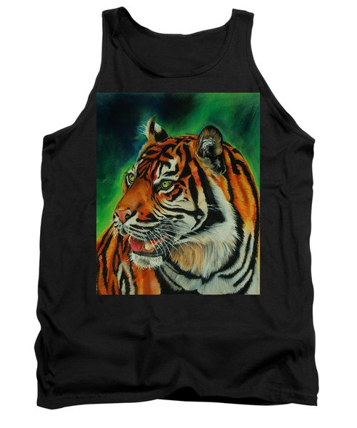 Bengal Tank Top by Jean Cormier