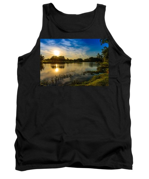 Berry Creek Pond Tank Top