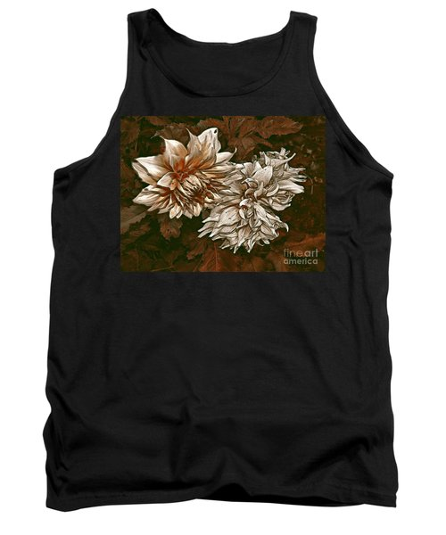 Tank Top featuring the photograph Betty's Beauty 1 by Don Wright