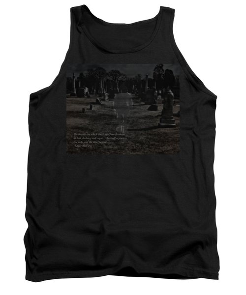 Between Life And Death Tank Top