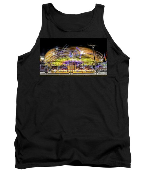 Beyond The Safety Fence Tank Top