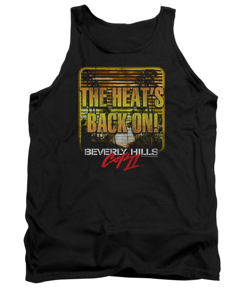 Bhc IIi - The Heats Back On Tank Top