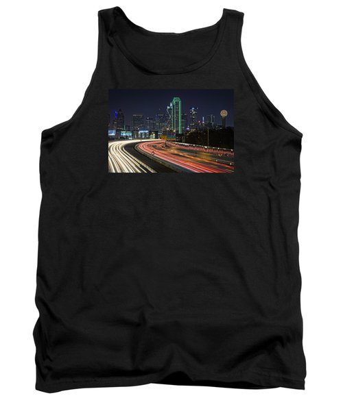 Big D Tank Top by Rick Berk