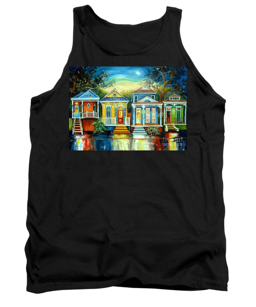 Big Easy Moon Tank Top