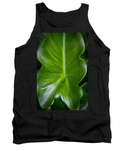 Tank Top featuring the photograph Big Green by Aaron Berg