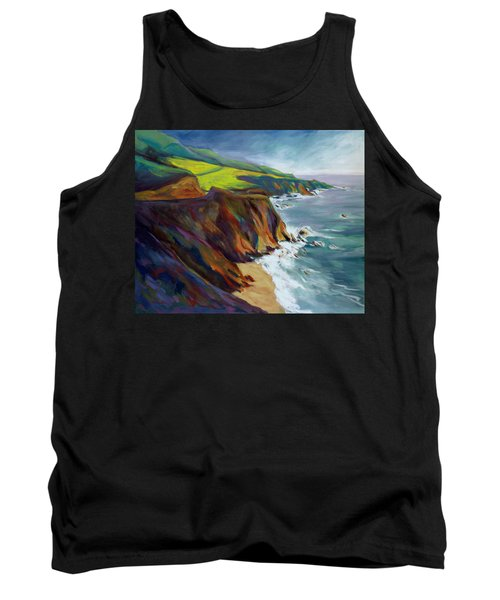 Big Sur 1 Tank Top