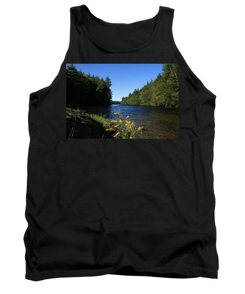 Tank Top featuring the photograph Bigelow Hollow  by Neal Eslinger