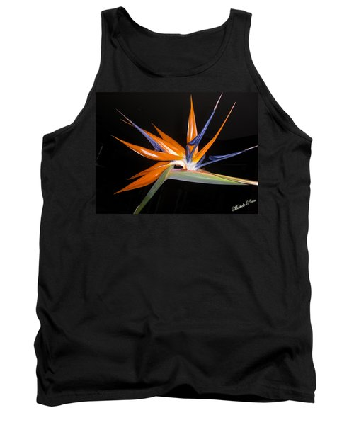Bird Of Paradise Beauty 4 Tank Top