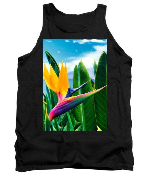 Bird Of Paradise 5 Tank Top