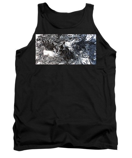 Black And White Series 3 Tank Top
