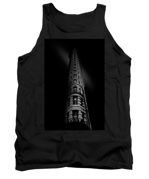 Black Noir Tank Top