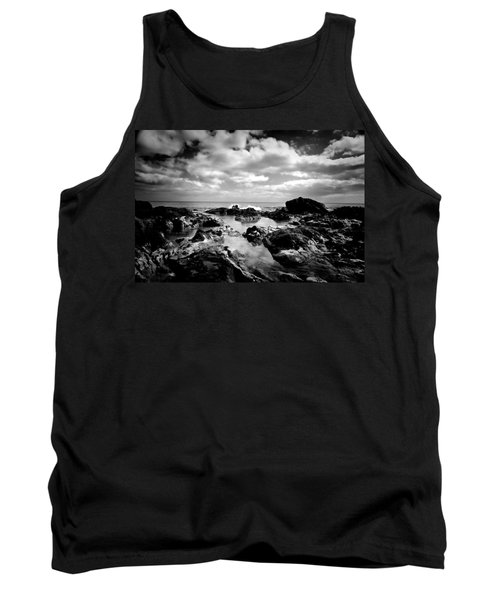 Black Rocks 1 Tank Top