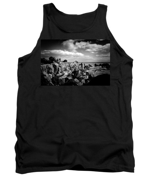 Black Rocks 3 Tank Top