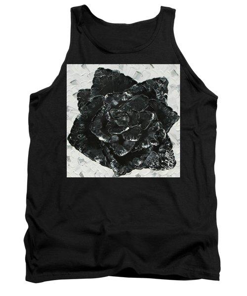 Black Rose I Tank Top