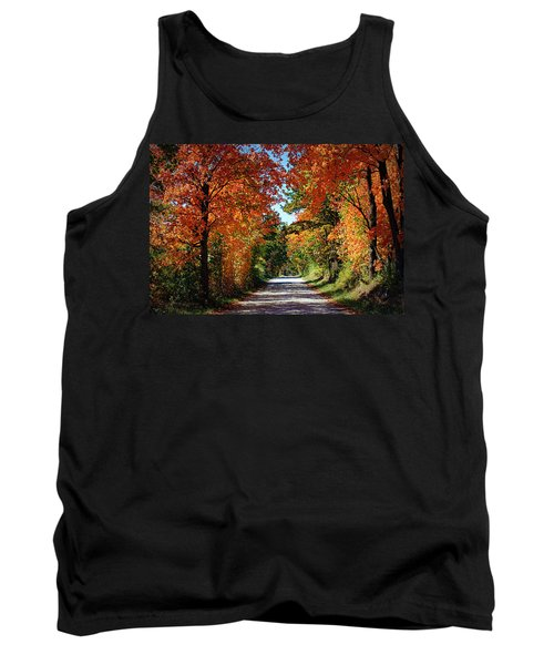 Blaze Of Glory Tank Top