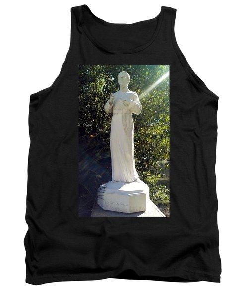 Blessed Francis Xavier Seelos C.ss.r. - New Orleans La  Tank Top by Deborah Lacoste