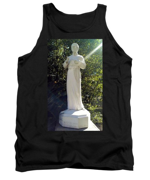 Blessed Francis Xavier Seelos C.ss.r. - New Orleans La  Tank Top