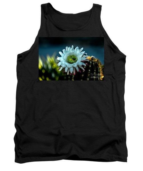 Blooming Argentine Giant Tank Top by Robert Bales