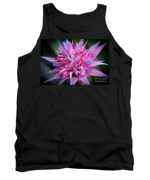 Blooming Bromeliad Tank Top