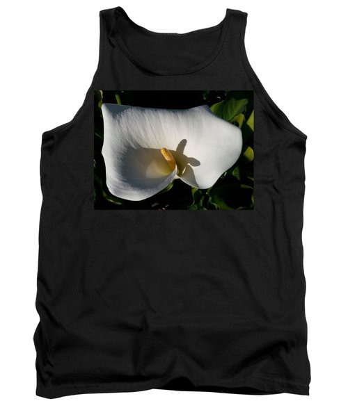 Blooming Lily Of San Francisco Tank Top