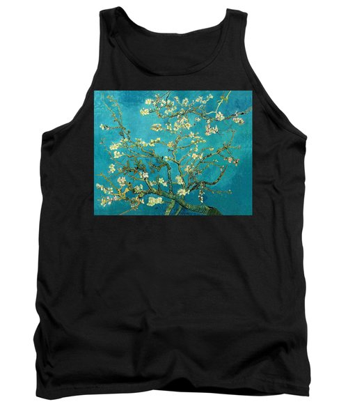 Blossoming Almond Tree Tank Top