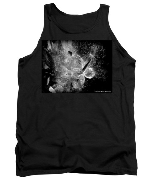 Tank Top featuring the photograph Blowing In The Wind by Lucinda Walter