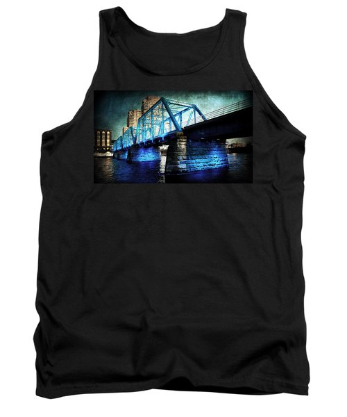 Blue Bridge Tank Top