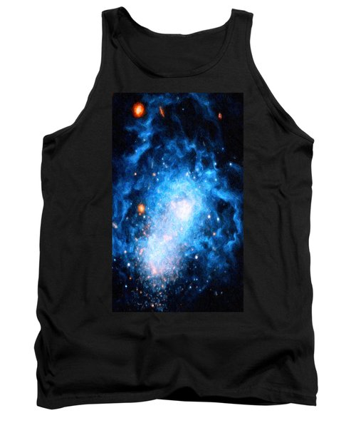 Blue Magellan Tank Top