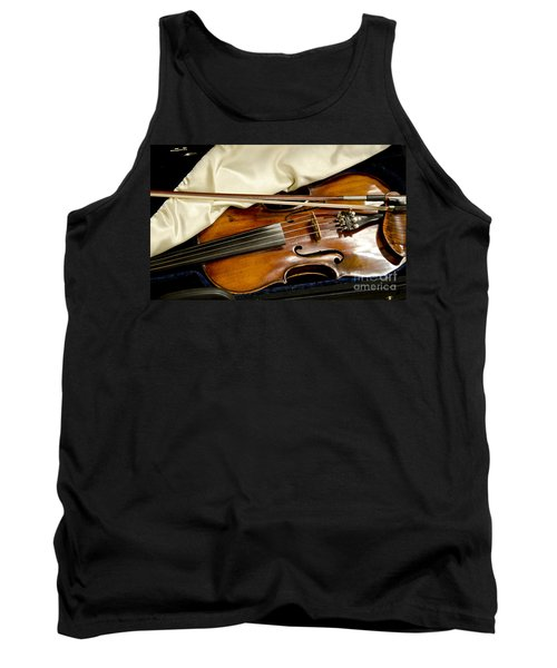 Bluegrass Magic Tank Top by Wilma  Birdwell