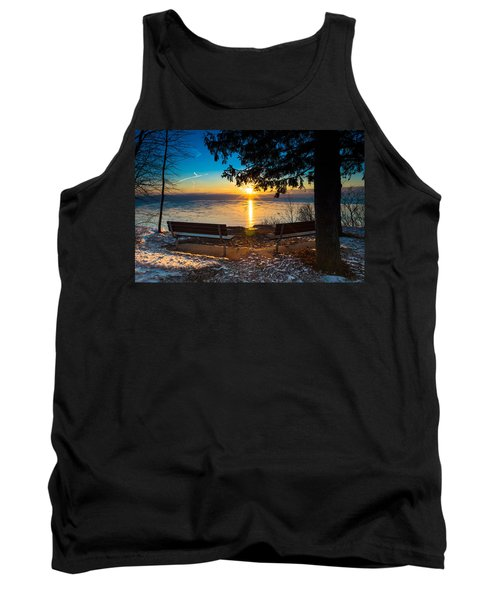 Bluff  Benches Tank Top