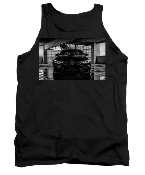 Bmw M4 Tank Top by Douglas Pittman
