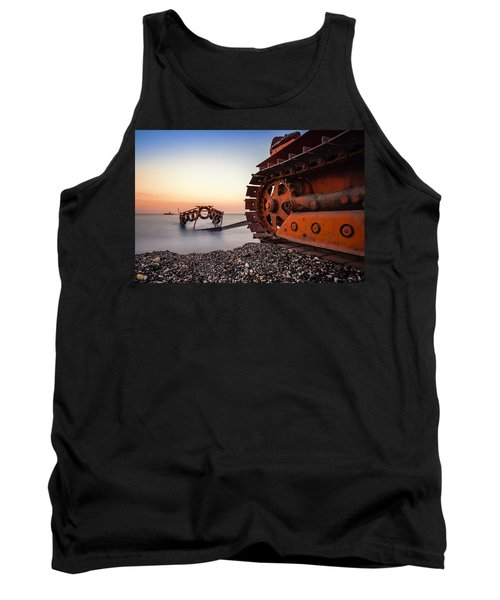 Boat Tractor Tank Top