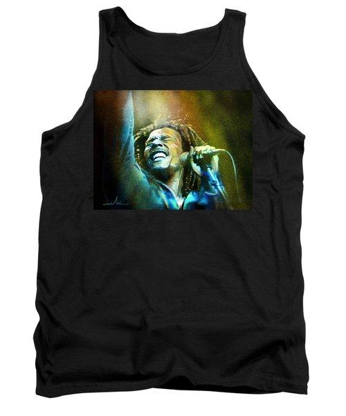 Bob Marley 06 Tank Top