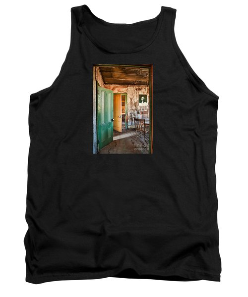 Bodie Doors Tank Top by Alice Cahill