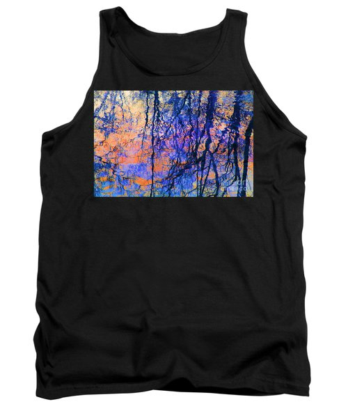 Bold Tree Reflections Tank Top
