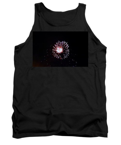 Tank Top featuring the photograph Bombay Blue by Amar Sheow