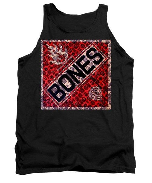 Bones Tank Top