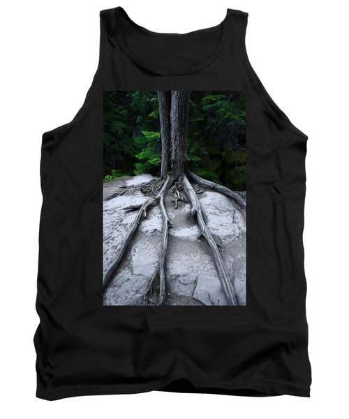 Tank Top featuring the photograph Bones by David Andersen