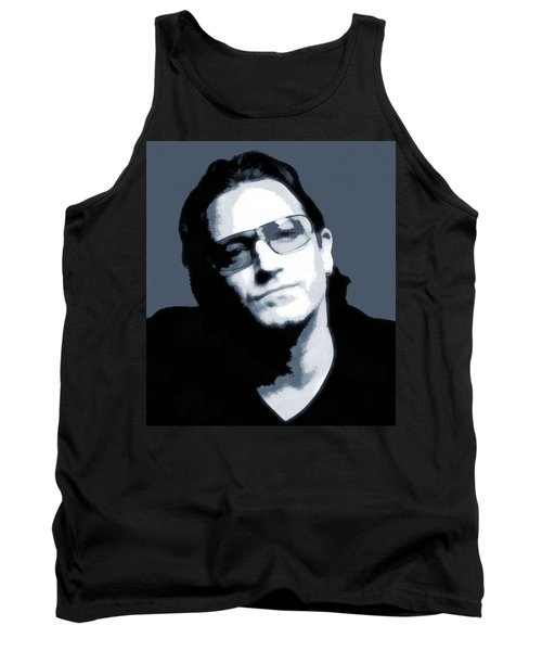 Bono Tank Top by Dan Sproul