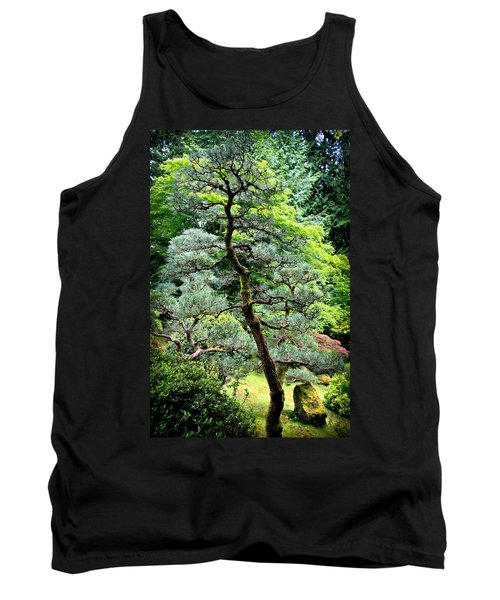 Bonsai Tree Tank Top
