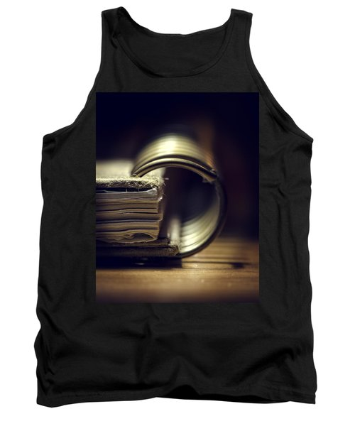 Book Of Secrets Tank Top